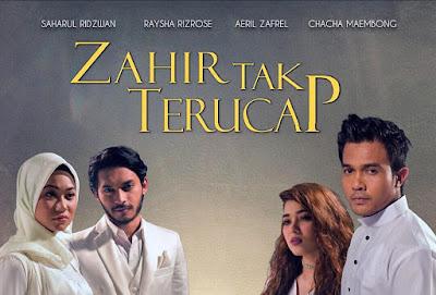 Sinopsis Drama Zahir Tak Terucap