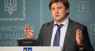 Прокуратура оголосила підозру у несплаті податків міністру фінансів Данилюку