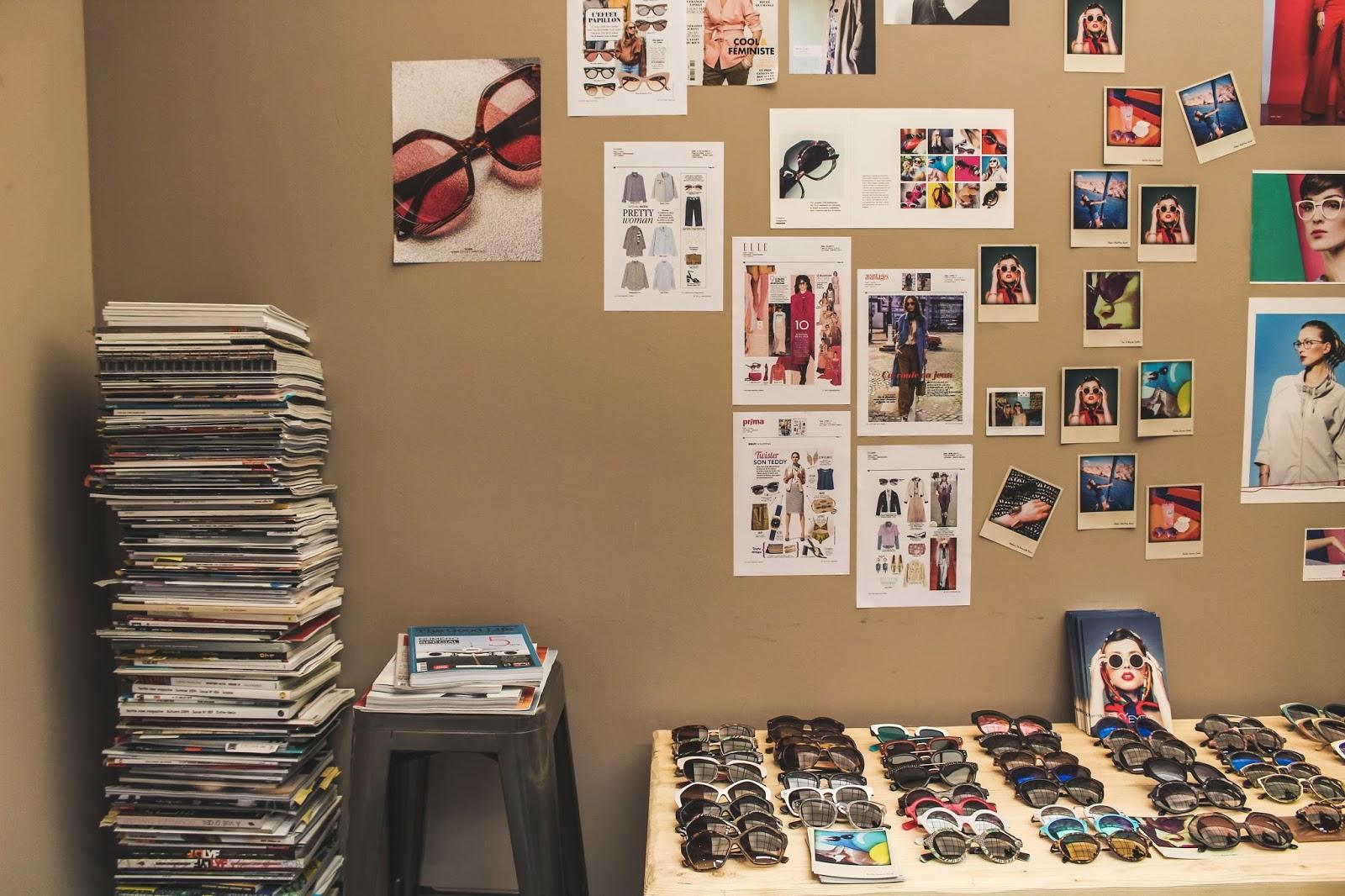 jean françois rey showroom