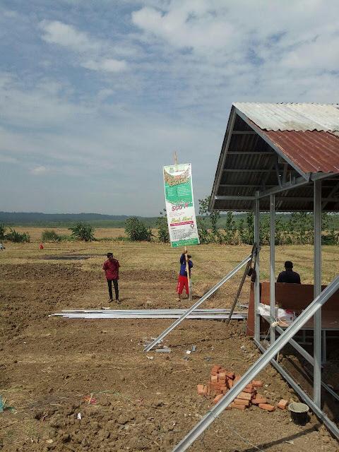 0856-9240-4131 Pelaksanaan Proyek Kavling Kampung Kurma Cirebon