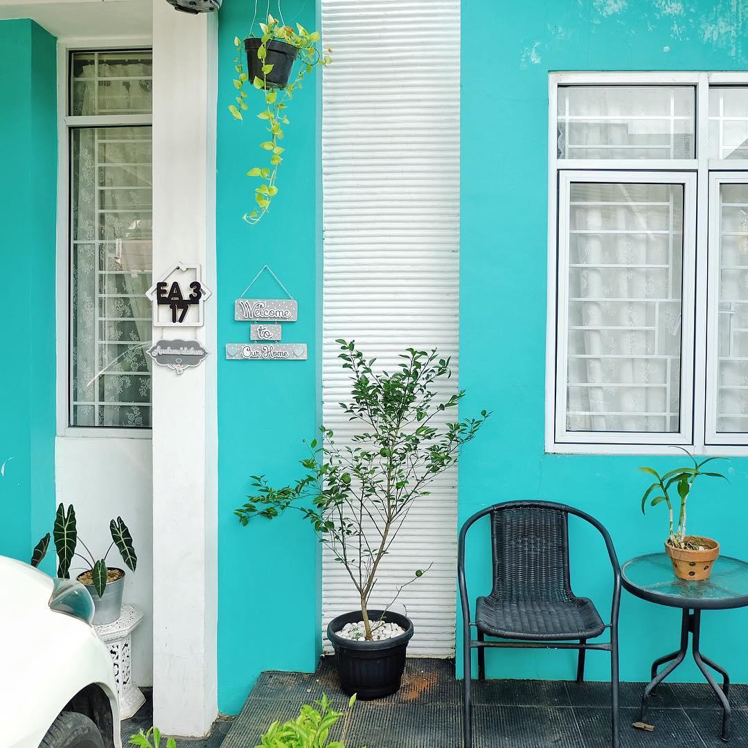 Contoh Contoh Desain Teras Rumah Terbaru Vintage Rumah