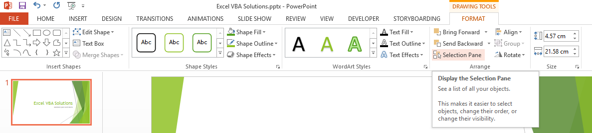 Excel-VBA Solutions: 2018