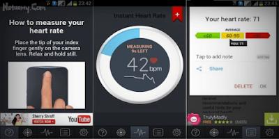 تطبيق-Instant-Heart-Rate