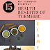 15 Things happen in your body when you eat turmeric every day