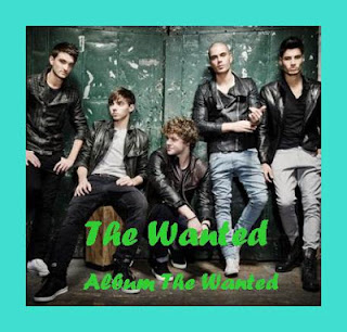 The Wanted Album The Wanted cover
