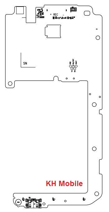Huawei Y600-u00 Schematic  U0026 Layout Diagrams