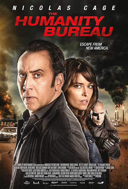Poster The Humanity Bureau 2017 Full Movie Download English 720p