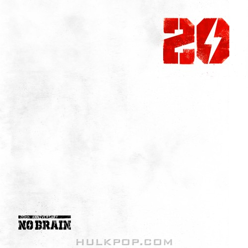 NO BRAIN – 20 (ITUNES MATCH AAC M4A)