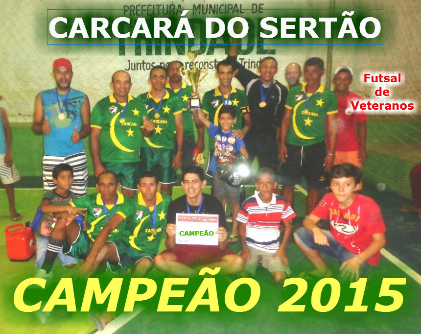 CARCARÁ DO SERTÃO
