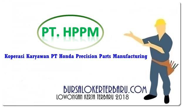 Koperasi Karyawan PT Honda Precision Parts Manufacturing