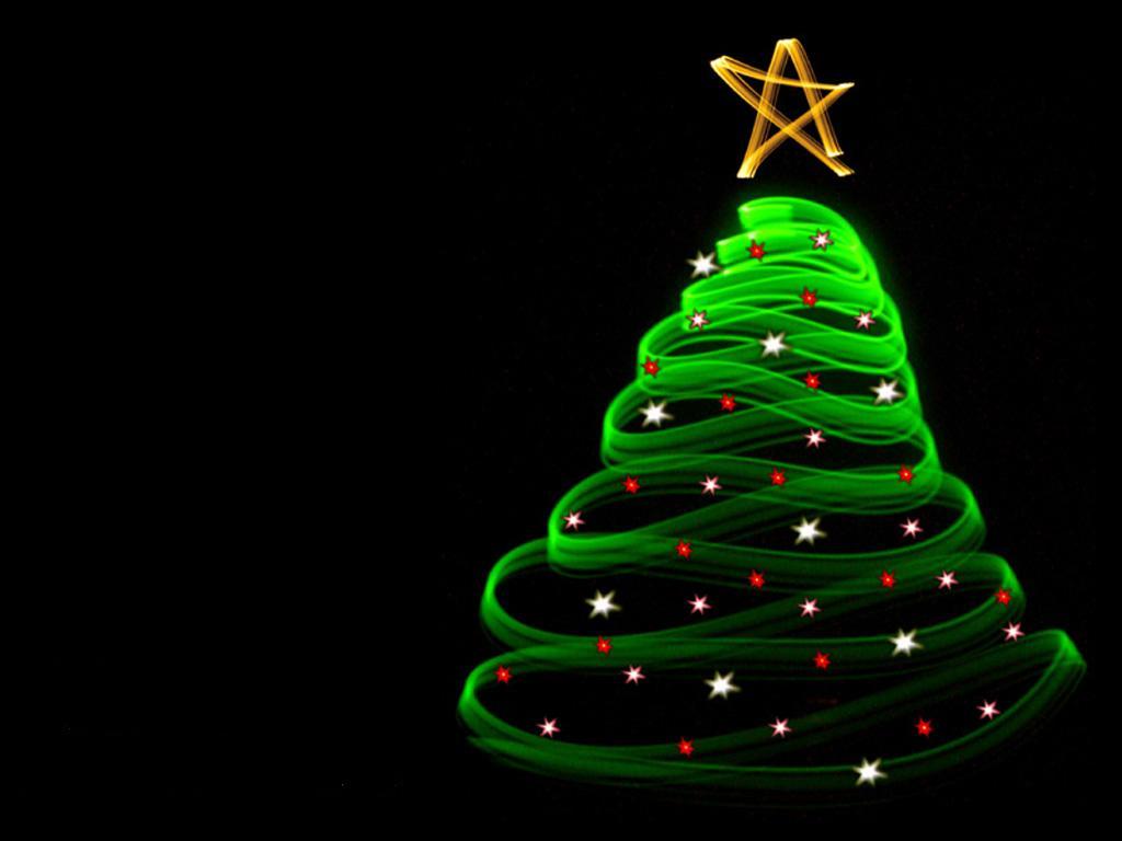 Fondos De Pantalla Navidenos: Árbol De Navidad: Fondo De Pantalla