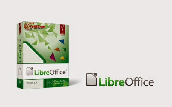 Software : LibreOffice v4.3.4.1 Final Stable
