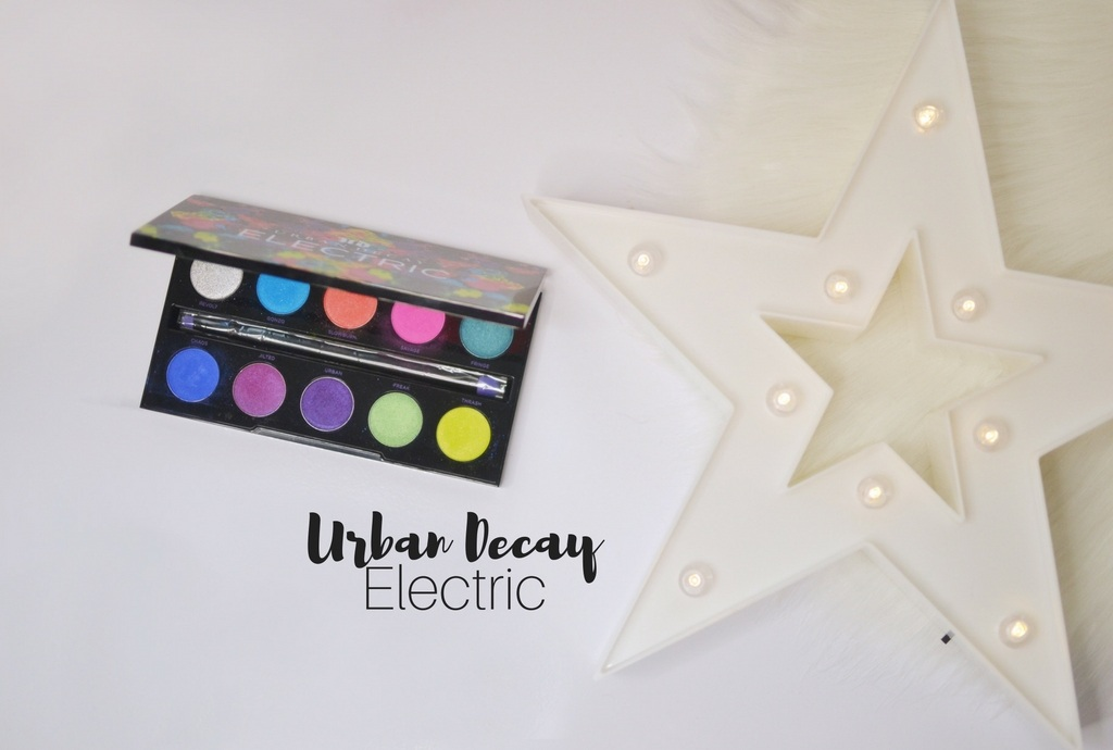 URBAN DECAY ELECTRIC