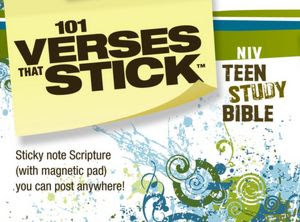sticky note scripture you can post anywhere