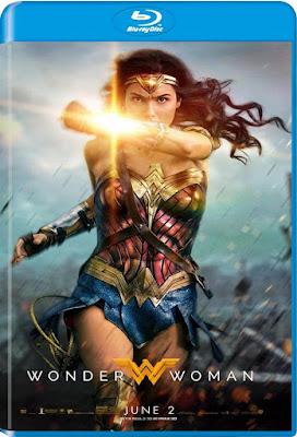 Wonder Woman 2017 BD25 3D Latino