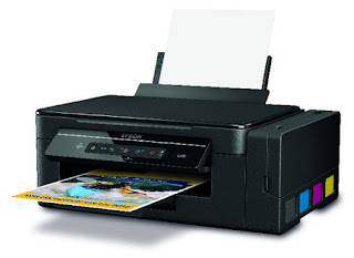 Epson EcoTank L395 Driver Download