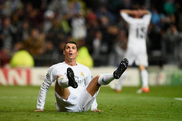 Tanpa Ronaldo, Madrid Tak Cukup Kuat Bobol City