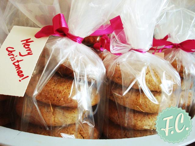 Χριστουγεννιάτικα Μπισκότα με Τζίντζερ και Λεμόνι