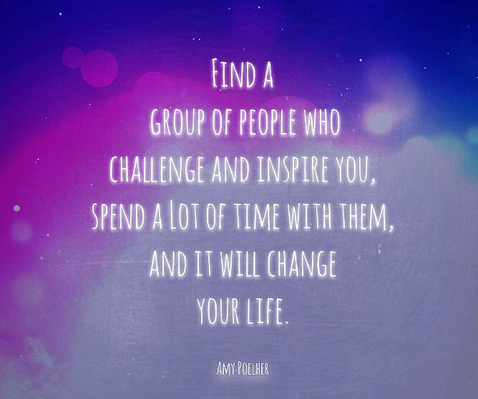 #MotivationMonday - Find your TRIBE!!!