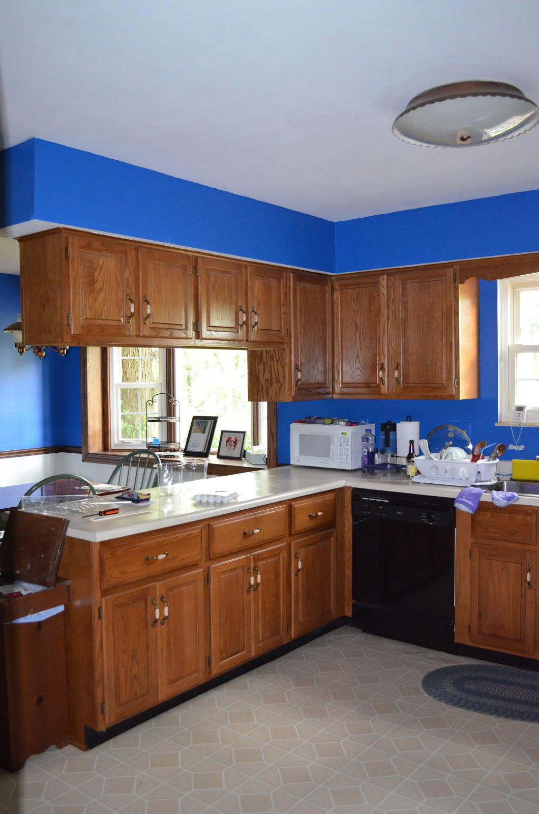 painted kitchens cabinets thing called how to paint a cabinet 24382