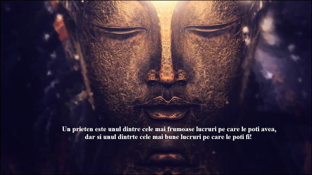 printre pildele lui Buddha se numara si cea despre tipurile de prieteni