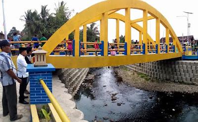 Jembatan kuning kalianda