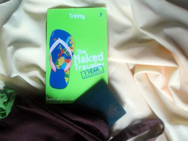 Buku The Naked Traveler #TNTrtw Part 2 Oleh Trinity