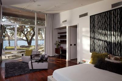 Oriental Bedroom Design