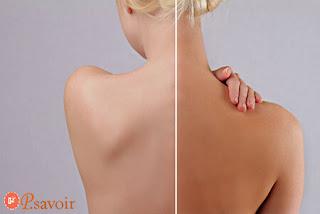 3 étapes faciles pour obtenir un bronzage parfait à l'aide de sprays autobronzants