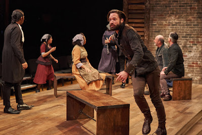 The Crucible | Actor's Express | Photo: Christopher Bartelski
