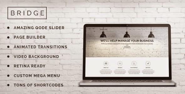 Bridge v5.7 Creative Multi-Purpose WordPress Theme