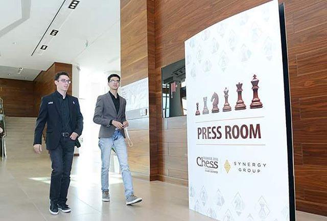 Fabiano Caruana y Anish Giri fueron los grandes perdedores del Shamkir Chess 2016