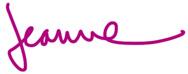 Jeanne K Chung signature