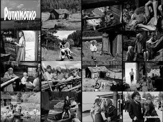 Putkinotko / Ödemarkens barn. 1954.