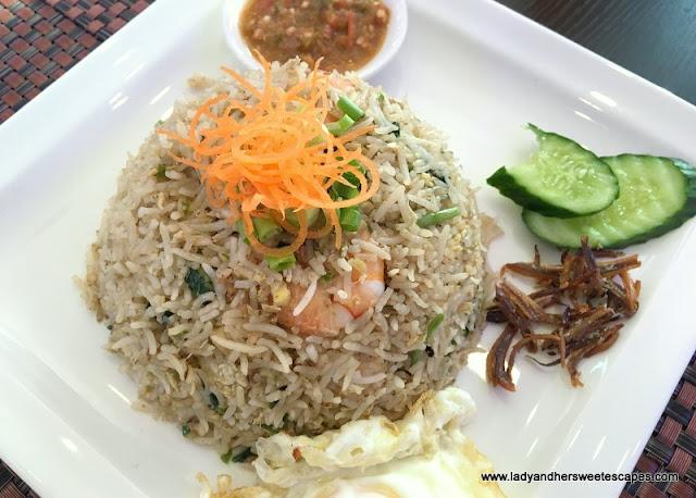Nasi Goreng in Rasa Sayang Dubai