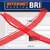 Inilah Penyebab Internat Banking BRI Terblokir & Sulusianya
