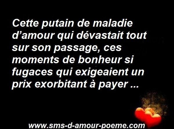 citation d'amour français