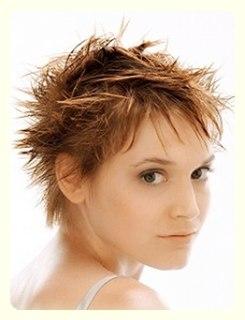 kumpulan potongan model rambut spike 2013