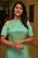 Pooja Jhaveri in Beautiful Green Dress at Kalamandir Foundation 7th anniversary Celebrations ~  Actress Galleries 067.JPG