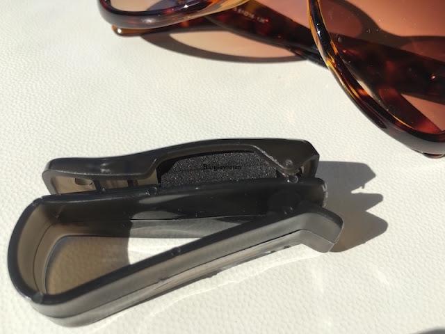 tosave alışverişi araç içi gözlük tutucu 2