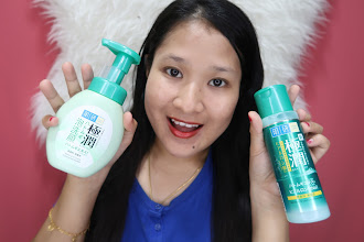 Hada Labo's New Blemish & Oil Control Hydrating Series