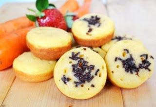 Cara Membuat Kue Lumpur Sorga dan Bolu Batik