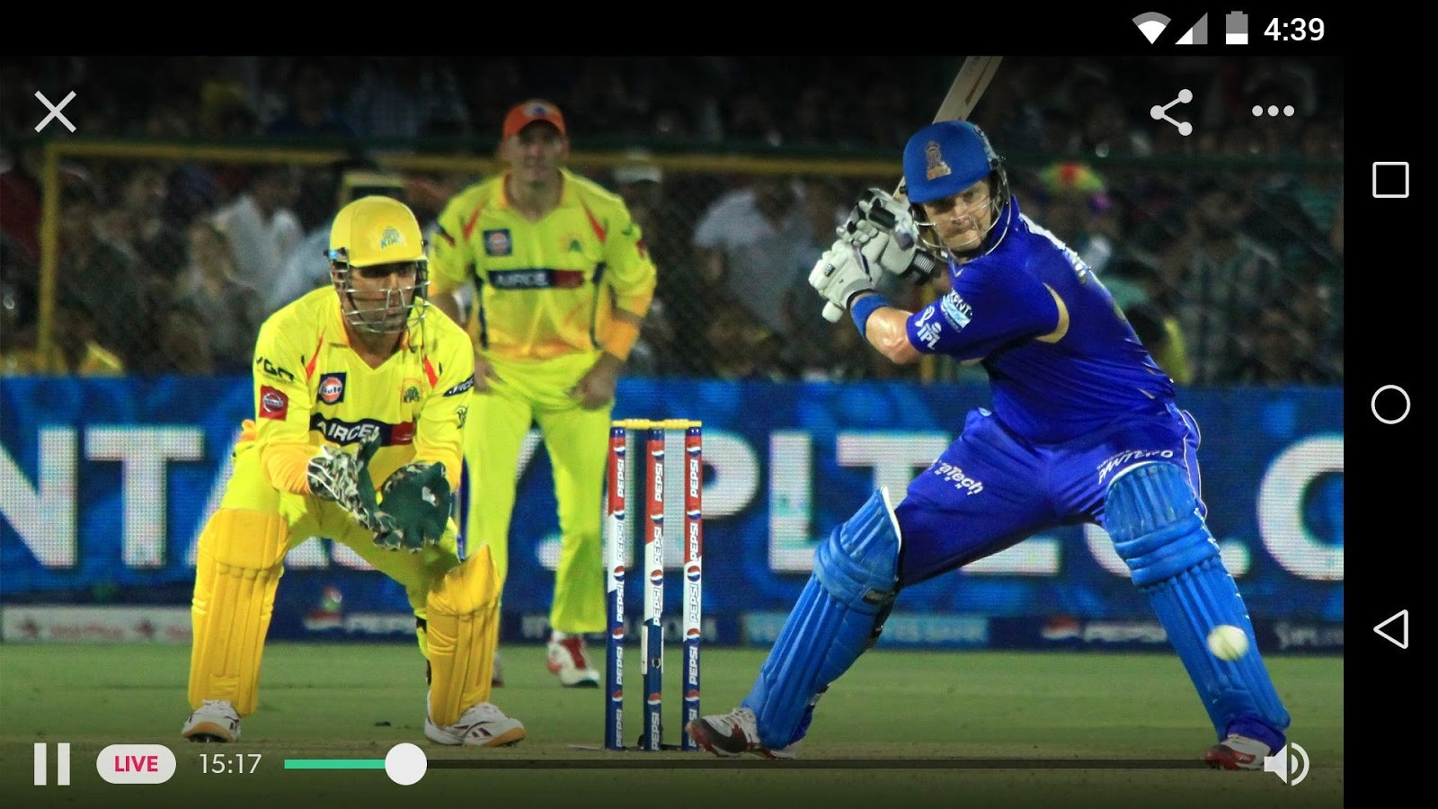 Hotstar Android App: Watch Live Cricket Match Online ...