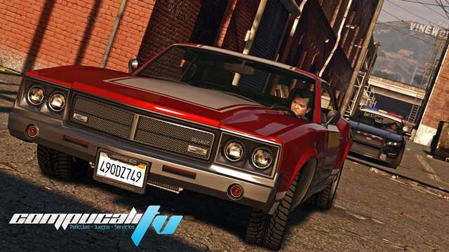 Grand Theft Auto V PC Full Español