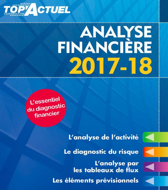 Télécharger Analyse Financière (édition 2017/2018) PDF Gratuit