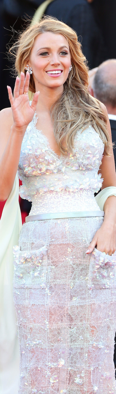LOOKandLOVEwithLOLO: Blake Lively Sparkling in Chanel at ...