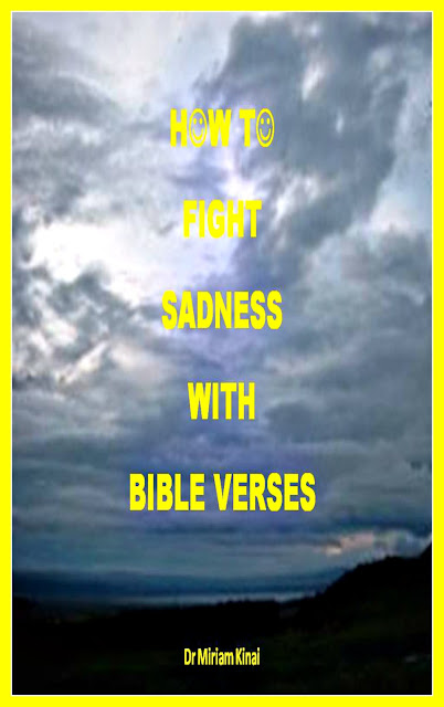How to fight sadness with Bible verses