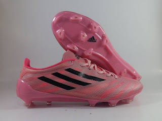 Adidas F50 SL FG Pink Sepatu Bola  Premium