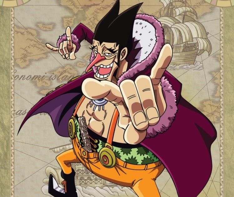 Todo Sobre One Piece: Piratas de Foxy el Zorro Plateado