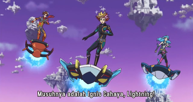 Yu-Gi-Oh! Vrains Episode 78 Subtitle Indonesia